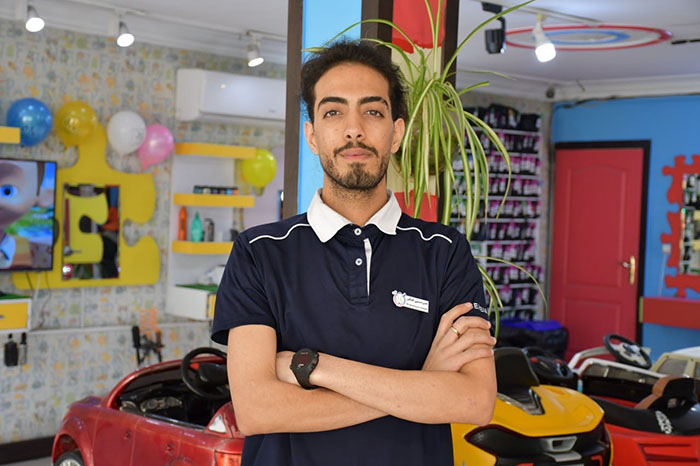 اميرحسين كمالی - اصلاح تخصصی موی كودک
