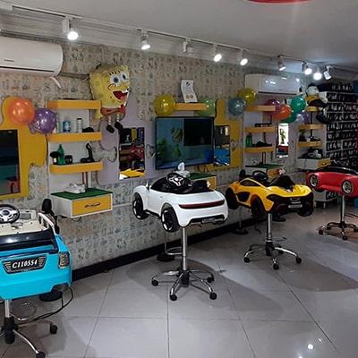 خدمات آرایشگاه پازل
